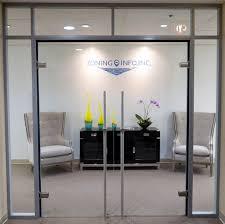 glass office door. Double Swing Locking Glass Doors With Barpull Handles Office Door L