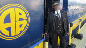 Harry Ross has spent 50 years as an Alaska Railroad conductor. Meet him  before he retires - Los Angeles Times