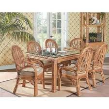 tropical dining room furniture. new twist rectangular wickerrattan table dining room set south sea rattan tropical furniture i