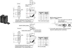 e3z compact photoelectric sensor built in amplifier e3z dimensions 3