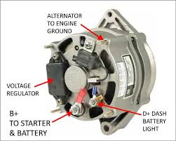 volvo adjustable voltage regulators the parts in this page do not fit this type of internal fan alternator below
