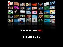tv powerpoint templates tv screens powerpoint template background in technology computers
