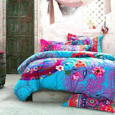 colourful duvet covers – vivva.co & colourful duvet covers hot colorful bohemian duvet covers elegant bohemian  bedd set designer exotic rustic bedd Adamdwight.com
