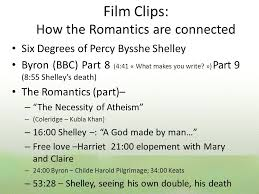 percy bysshe shelley ppt video online 4 film