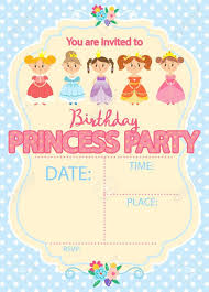 party invite templates free free disney princessy invitation templates 1st online