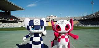 Check spelling or type a new query. Asi Es La Mascota De Los Juegos Olimpicos De Tokio 2021