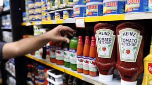 Ketchup shortage 2021: Heinz packages ...