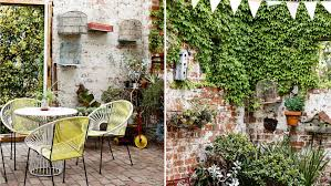 Best Urban Garden Designs Courtyard Bricks Mar Q Dxy Urg C