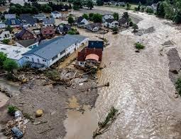 حصيلة فيضانات ألمانيا وبلجيكا ترتفع بشكل مخيف وعدد الضحايا في تزايد مستمر