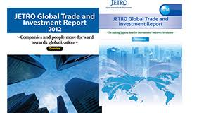 Paper Reports Jetro White Paper And Jetro Global Trade And Investment