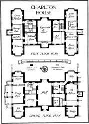 >charlton house first floor plan and ground floor plan country  charlton house first floor plan and ground floor plan