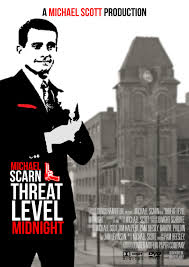 posters for the office. The Office US Season 7 Episode 17 Michael Scott: Scarn: Threat Level Midnight Posters For