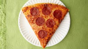 so how many calories are in a slice of pizza anyway