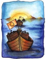 Resultado de imagen de al pasar la barca
