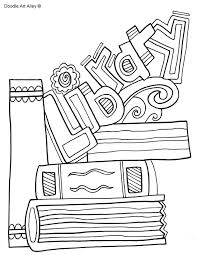 Coloring Page Binder Cover Library Coloring Pages Awesome Binder Cover Coloring Pages Classroom