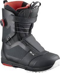Купить Ботинки для сноуборда мужские <b>Salomon</b> Trek <b>S</b>/<b>Lab</b>, цвет ...