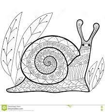 Inspiration Coloriage En Ligne D Escargot
