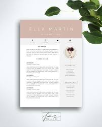 Medical Resume Template | Cover Letter for MS Word | Best CV ...