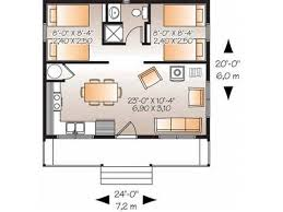 Two Bedroom House Plans With Garage   Bedroom House Floor Plan    Good Two Bedroom House Plans With Garage   Bedroom House Plans