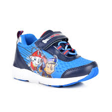 Paw Patrol Light Up Shoes Walmart Paw Patrol Nickelodeon Paw Patrol Toddler Boys Light Up Athletic Shoes Walmart Com