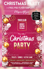 Christmas Flyer Templates 50 Premium Free Christmas Templates Tools For Creating The