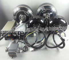Electric Car Motor Kit Qs Dual 8kW 88kW Hub Motor Electric Hybrid