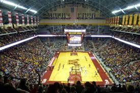 Williams Arena Minnesota Golden Gophers Stadium Journey
