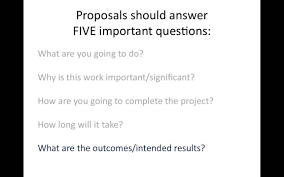 help writing a project proposal steps to writing a business proposal