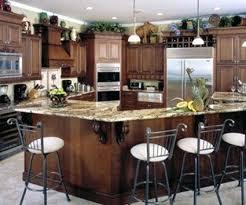 Above Kitchen Cabinet Decorations Interesting Decoration
