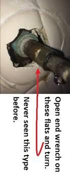 tried replacing valve stem on bathtub faucet img 3940 1