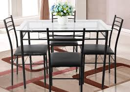 Glass Dining Table With Chairs Buying Your First Glass Dining Table Furniture Wax Polish