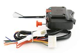 amazon com new golf cart black turn signal switch club car ez go image unavailable