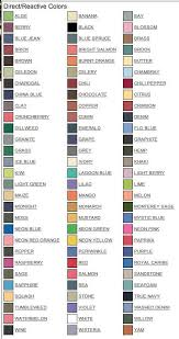 Comfort Colors T Shirts Color Chart Comfort Color T Shirt Color Chart Google Search Comfort