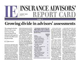 Report Cards | Investment Executive
