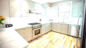 kitchen white marble mid sized carrera carrara worktops