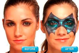 makeup ideas how to make mask face painting