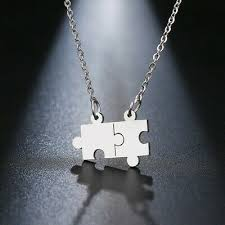 double puzzle piece autism awareness