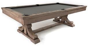 the camel entry level pool table