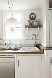 white tile backsplash with grey grout 124 best subway tile images on bathroom bathrooms and