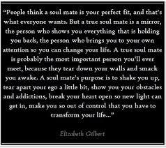 By Elizabeth Gilbert Quotes. QuotesGram via Relatably.com