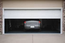 open garage doorMore Safety Tips For Your Garage Door