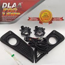 Dlaa Honda City Gm6 2014 2016 Fog Lamp Black