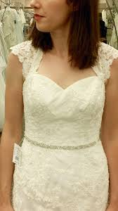 Real Bride Lucinda Should You Make Your Wedding Dress The