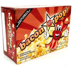 microwave popcorn clipart. j\u0026d\u0027s baconpop, bacon flavor microwave popcorn clipart