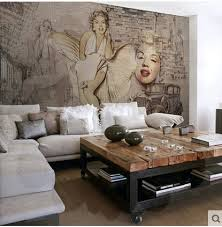 Most Popular Super Star Marilyn Monroe Oil Painting For Living Marilyn Monroe Living Room Decor