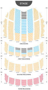 Boardwalk Hall Virtual Seating Chart Organized Radio City Music Hall Seating Chart Virtual Tour 2019