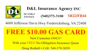 complete your free no obligation quote at auto insurance quote or contact us over the phone to qualify for a free local gas card