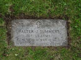 Walter J. Summers (1906 - 1993) - Genealogy