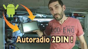 Rodius Autoradio Android Double DIN + Caméra de Recul + Ecran ...