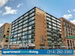 2 Bedroom Apartments St Louis Mo Stunning Downtowner Apartments Photograph